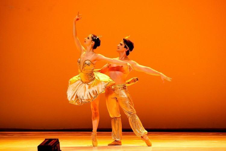 Às 18h, no domingo, dia 26, apresentação de  Gala de Encerramento do VALEDANÇA – 2º Encontro Internacional de Dança do Vale do Paraíba.  (Foto: Divulgação/AJFAC)