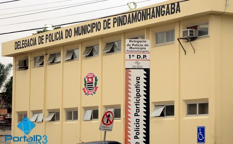 Caso foi registrado no 1º Distrito Policial de Pindamonhangaba, onde o caso será agora investigado. (Foto: PortalR3)