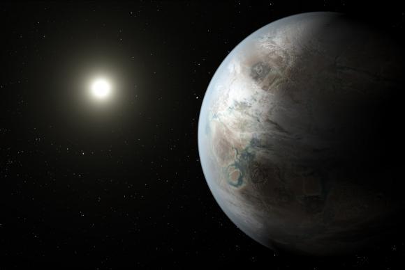 """Nasa descobre planeta """"primo mais velho"""" da Terra. (Foto: Divulgação/Nasa)"""