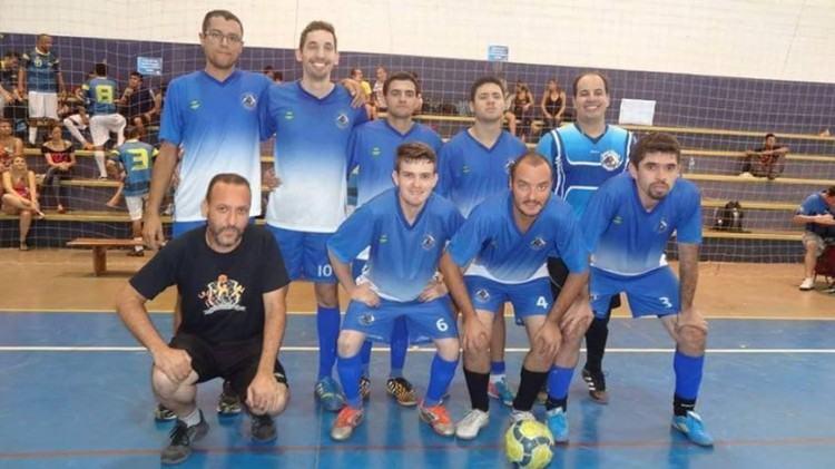 ffd579d2265bd Taubaté participa de Circuito SESC Esporte para Todos de Futsal