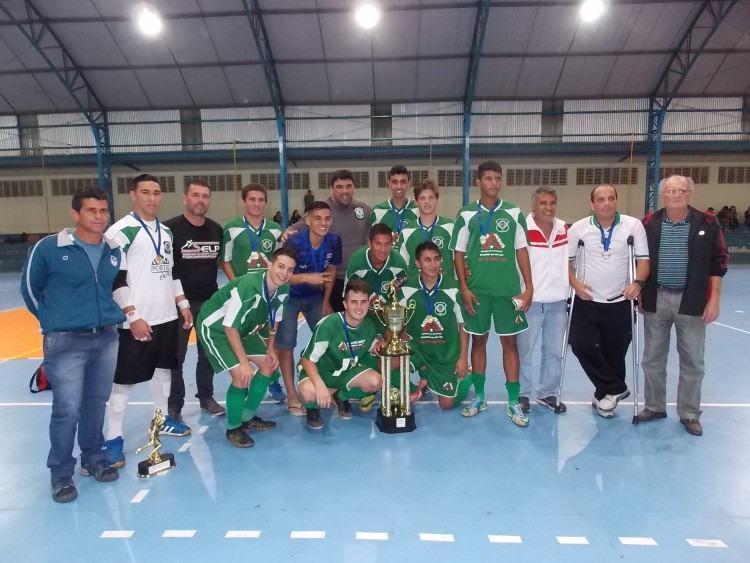 e4f54c1d1abdc Futsal da Ferroviária de Pinda é campeã do Salonão Sub 20