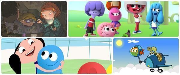 Novos desenhos na TV Aparecida. (Foto: divulgação)