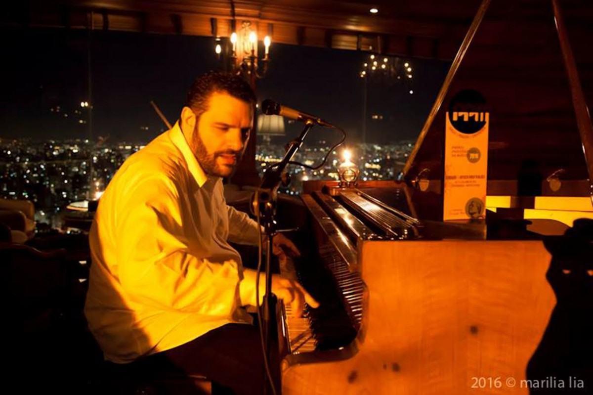 São José: Blues for África com Adriano Grineberg Quarteto em Sao ... - PortalR3