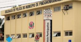 Polícia Civil de Pinda identifica autor de furto em posto de gasolina