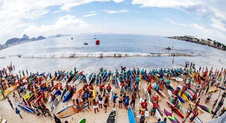 Ubatuba sedia maior festival de esportes de praia do Brasil