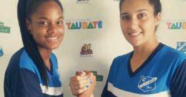 Taubateana é convocada para a Seleção Brasileira de Futebol