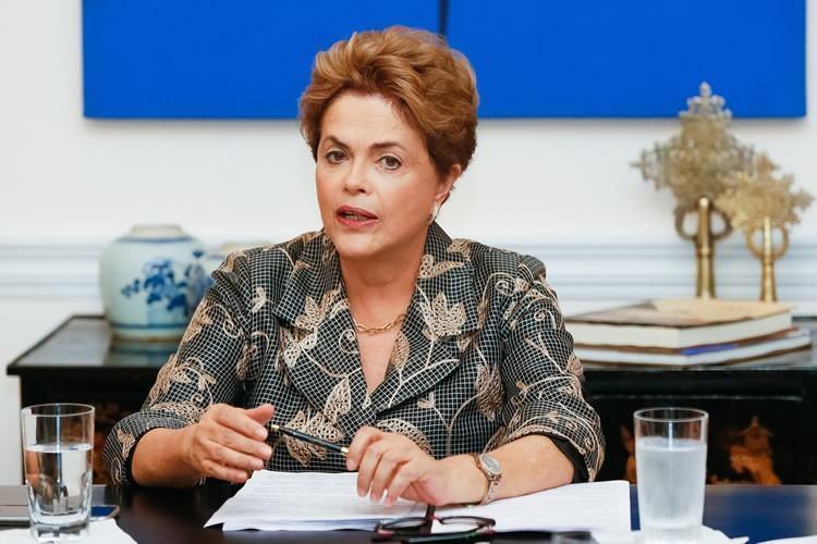 Dilma Rousseff . (Foto: Roberto Stuckert Filho/PR)