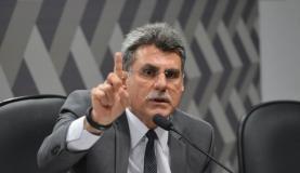 Romero Jucá afirmou que Temer quer aprovar rapidamente a meta fiscal encaminhada pelo governo Dilma. (Foto: Fábio Pozzebom/Agência Brasil)