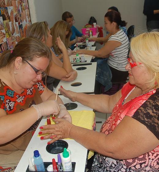 Polo da Beleza abre 120 vagas para cursos gratuitos em Taubaté