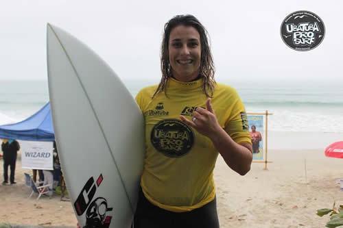 Camila usou toda sua experiência para vencer etapa. (Foto: Foto: Aleko/Fisheye Galeria)