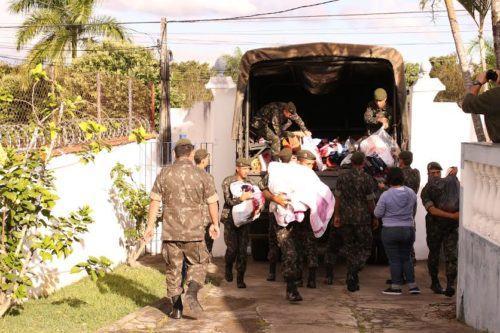 A expectativa é que a arrecadação desse ano ultrapasse o número de 160 mil agasalhos obtidos na campanha passada. (Foto: Divulgação/PMP)