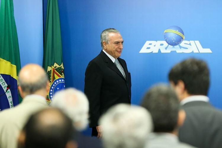 O presidente interino Michel Temer. (Foto: Marcelo Camargo/Agência Brasil)