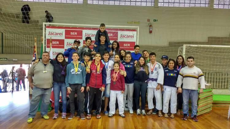 Judocas de Taubaté se classificam para a segunda fase do Paulista