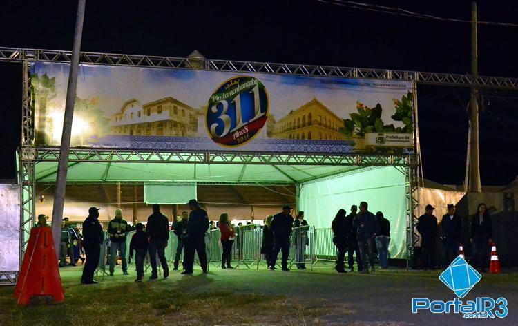 Parque da Cidade pronto para receber shows dos 311 anos de Pinda