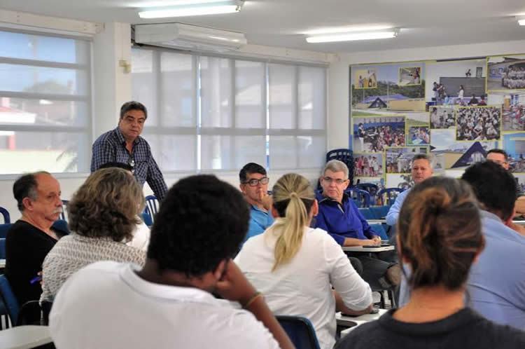 Reunião debate preparativos dos 60º Jogos Regionais em Caraguá