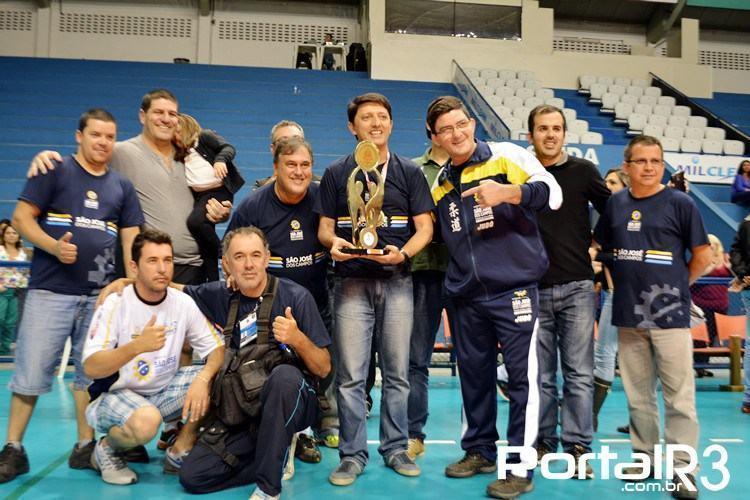 São José dos Campos busca mais um título dos Jogos Regionais