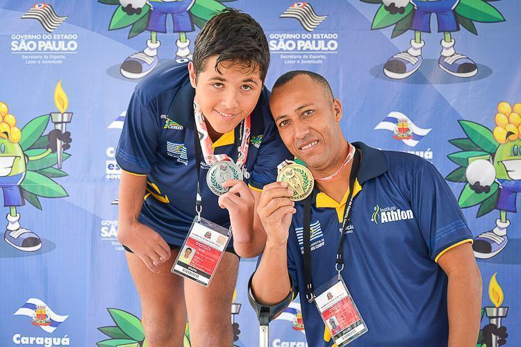 Após dois dias, São José lidera os 60º Jogos Regionais em Caraguá