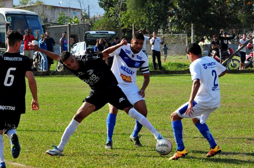 Futebol de Caraguá se classifica para os Jogos Abertos