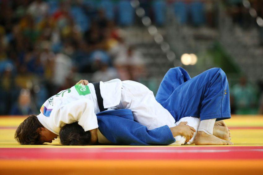 Mariana Silva perde a semifinal no judô e vai para disputa do bronze