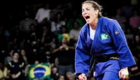 Judô: Maria Portela avança para as oitavas de final nos Jogos 2016