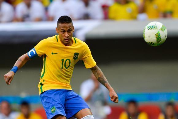 O jogo contra Alemanha  é a quarta vez que o futebol masculino brasileiro chega à final do torneio olímpico. (Foto: Marcelo Camargo/Agência Brasil)