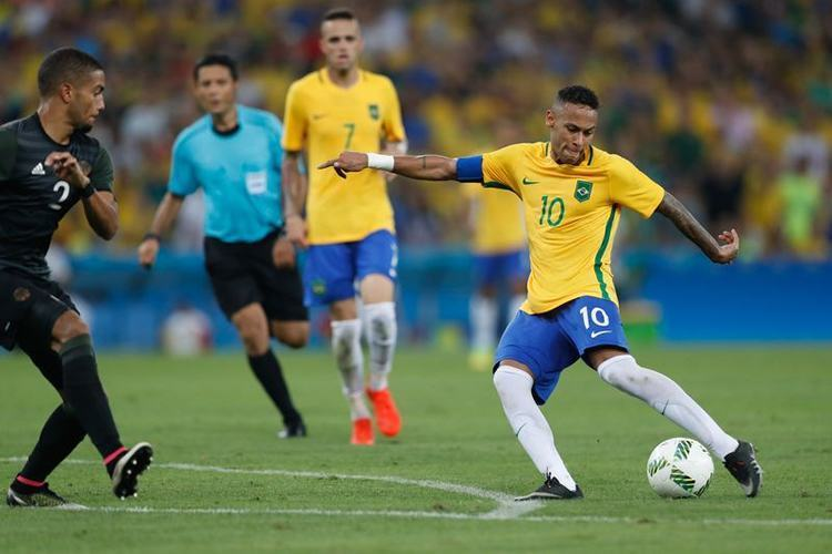 A seleção brasileira de futebol enfrenta a Alemanha, no Maracanã, em busca da medalha de ouro nas Olimpíadas Rio 2016 (Fernando Frazão/Agência Brasil)