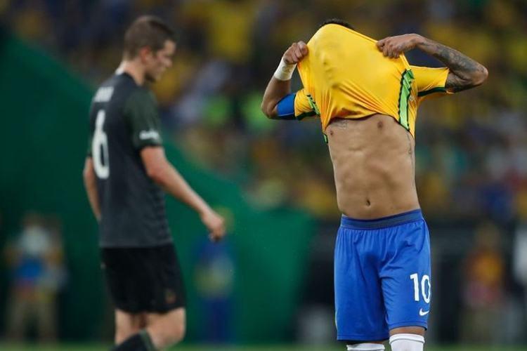Neymar. (Foto: Fernando Frazão/ Agência Brasil)