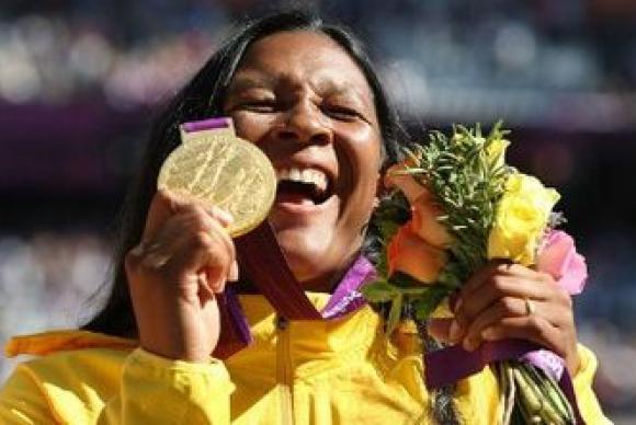 A atleta foi ouro nos Jogos de Londres 2012 e prata em Pequim 2008, no lançamento de dardo. (Foto: divulgação/Comitê Paralímpico Brasileiro)