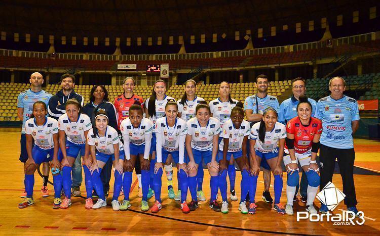 Futsal feminino de São José garante vaga na final dos Jogos Abertos