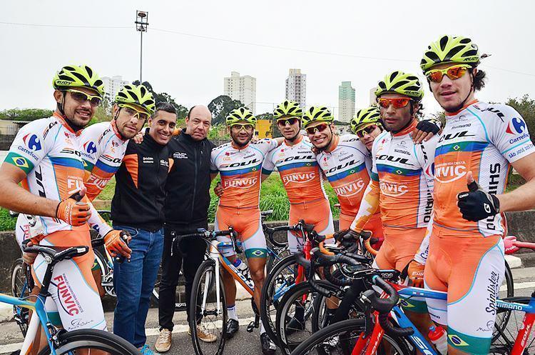 Ciclismo masculino de São José é campeã dos Jogos Abertos