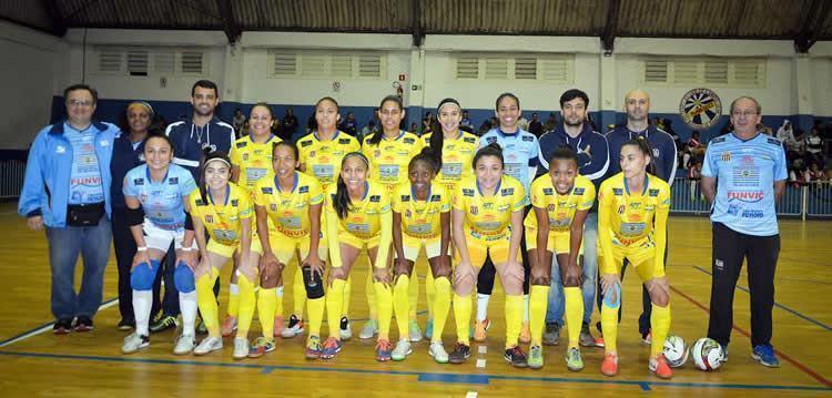 São José estreia no Paulista de Futsal Feminino jogando em casa 431808d41f087