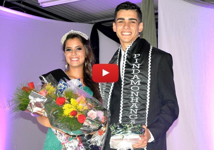 VÍDEO: II Concurso Miss & Mister ETEC 2016 Pindamonhangaba