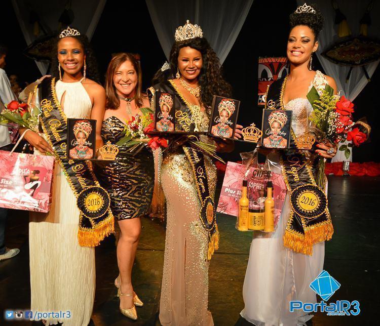 FOTOS: Miss Beleza Negra 2016 em Pindamonhangaba