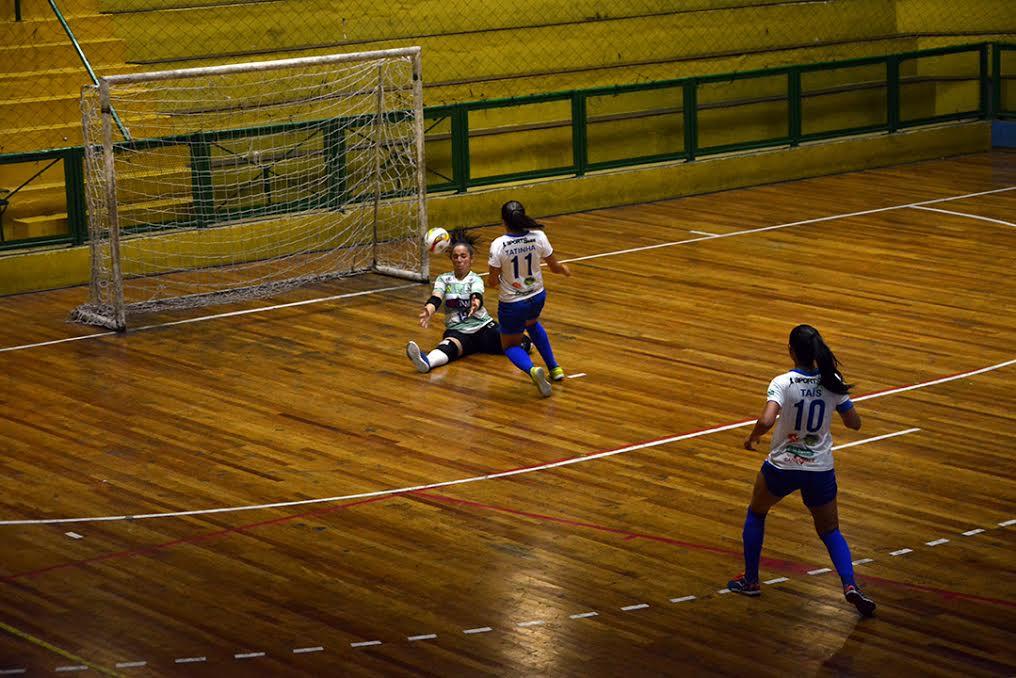 São José se classifica em primeiro lugar no Paulista de Futsal Feminino