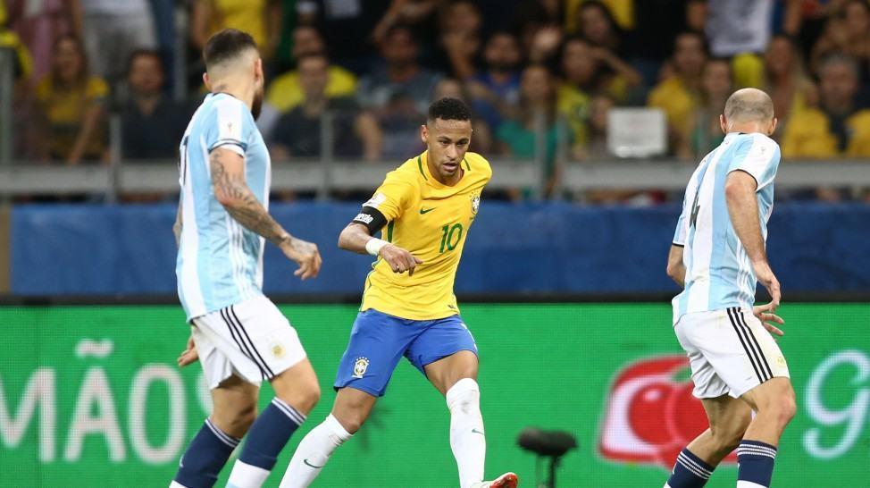 Confira a caminhada dos cinquenta gols de Neymar pela Seleção