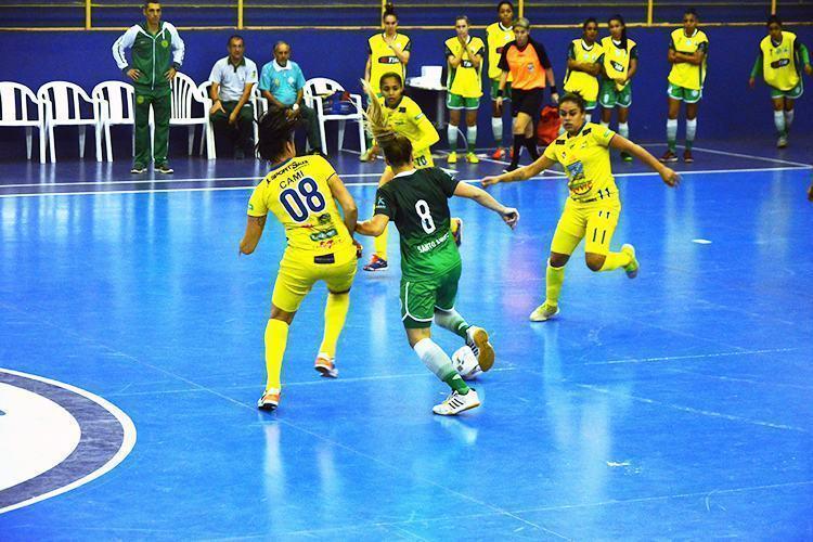 Futsal feminino de São José garante vaga na final do Paulista