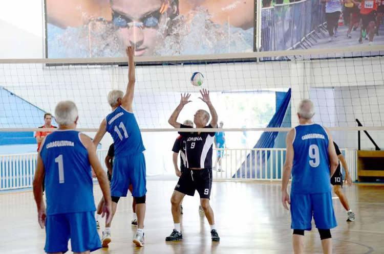 Caraguá realiza 8º Jogos Recreativos e Esportivos do Idoso