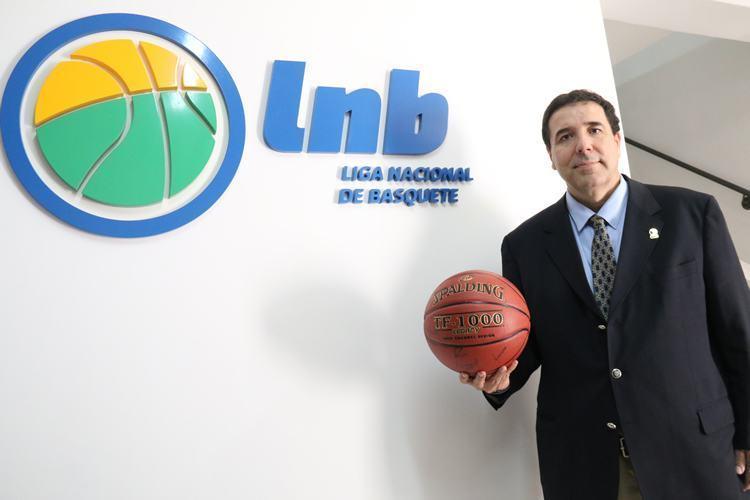 João Fernando Rossi é o novo presidente da Liga Nacional de Basquete
