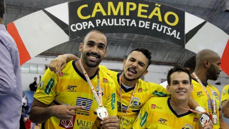 São José dos Campos é campeã da Copa Paulista de Futsal