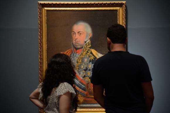 Exposição no Rio mostra papel da Missão Artística Francesa no Brasil