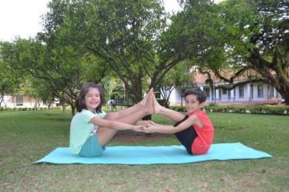Programação de férias no Parque Vicentina Aranha em São José