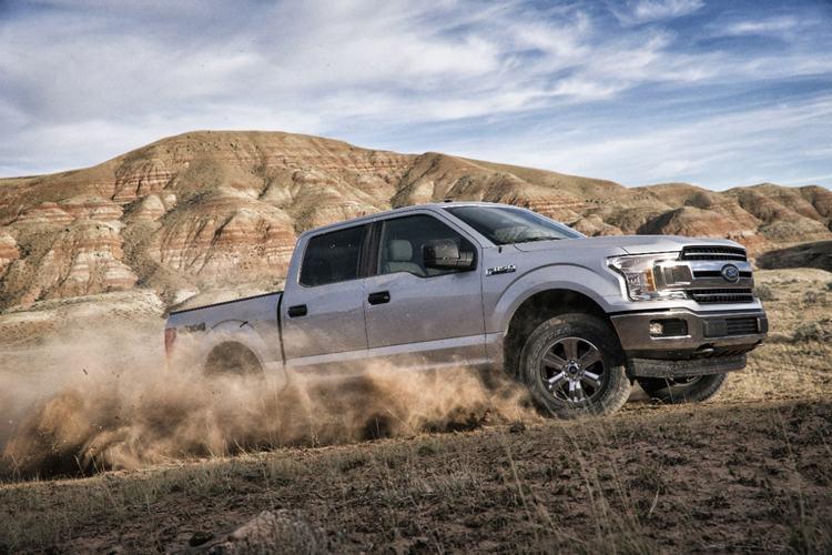 Ford reforça liderança da picape F-150 com novo design e motor diesel