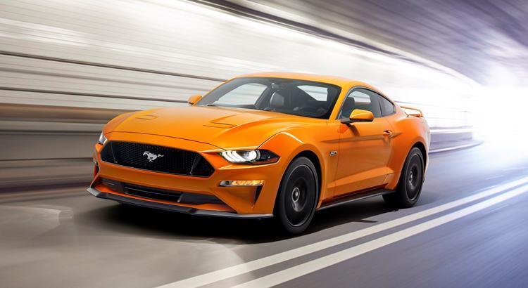 Mustang 2018 com novidades e mais potente é apresentado pela Ford