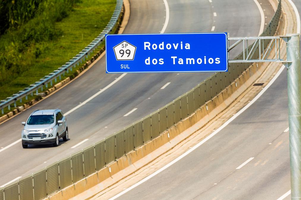 Concessionária Tamoios paga R$ 10 milhões de impostos para prefeituras