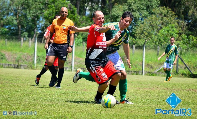 Equilíbrio marca a segunda rodada da Copa Regional de Futebol em Pinda