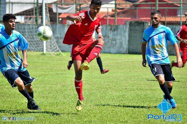 Placar do futebol em Pinda – dia 5