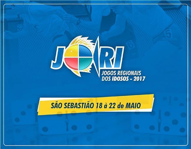 São Sebastião sedia Jogos Regionais dos Idosos 2017
