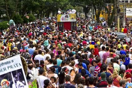 Programação especial de Carnaval no Parque Vicente Aranha em São José
