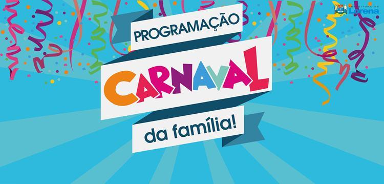 """Lorena divulga programação do """"Carnaval da Família"""""""