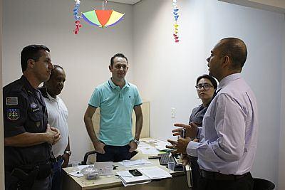 Reunião discute segurança no Carnaval Solidário de Pinda
